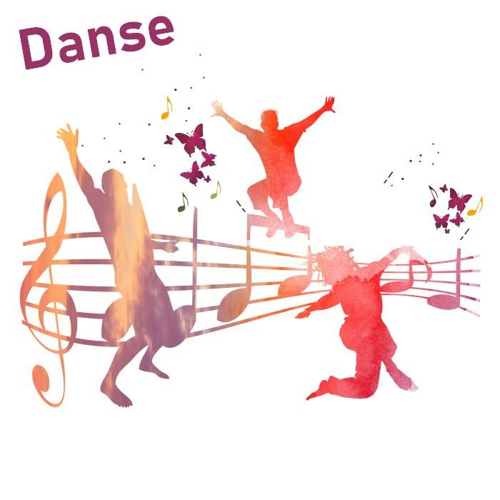 Danse logo